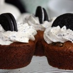 oreo cupcake